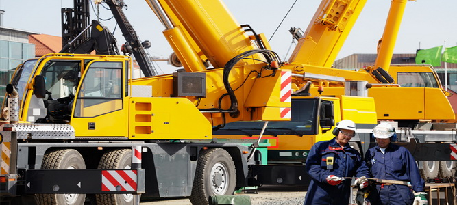Training sertifikasi Crane Inspektore